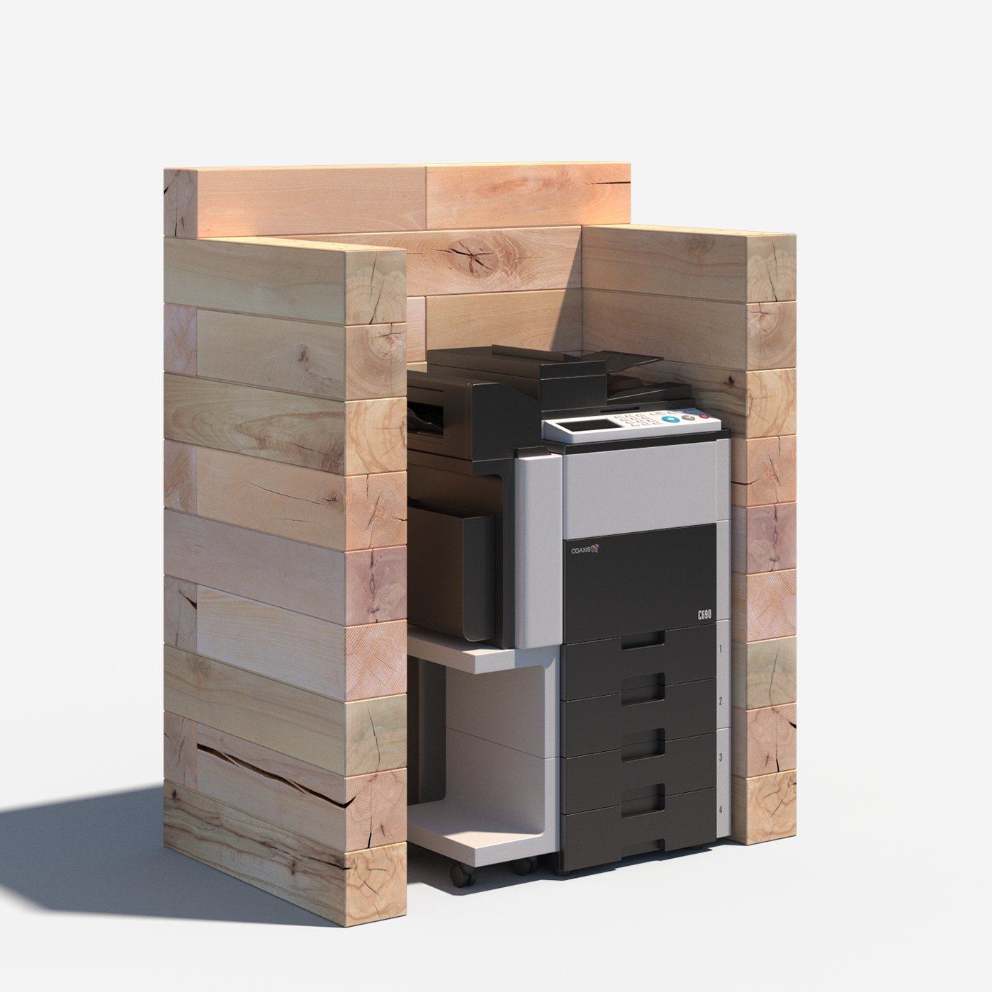 Office storage unit